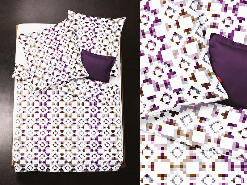 fleuresse bettw sche 155x220 reduziert sale bei ladyproject. Black Bedroom Furniture Sets. Home Design Ideas