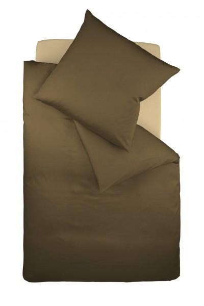 jersey bettwasche beige braun. Black Bedroom Furniture Sets. Home Design Ideas