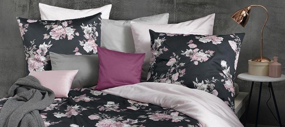 bettw sche modern reduziert fleuresse bei ladyproject. Black Bedroom Furniture Sets. Home Design Ideas