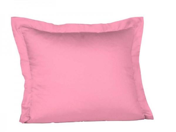 fleuresse Mako Satin Kissenbezug rosa