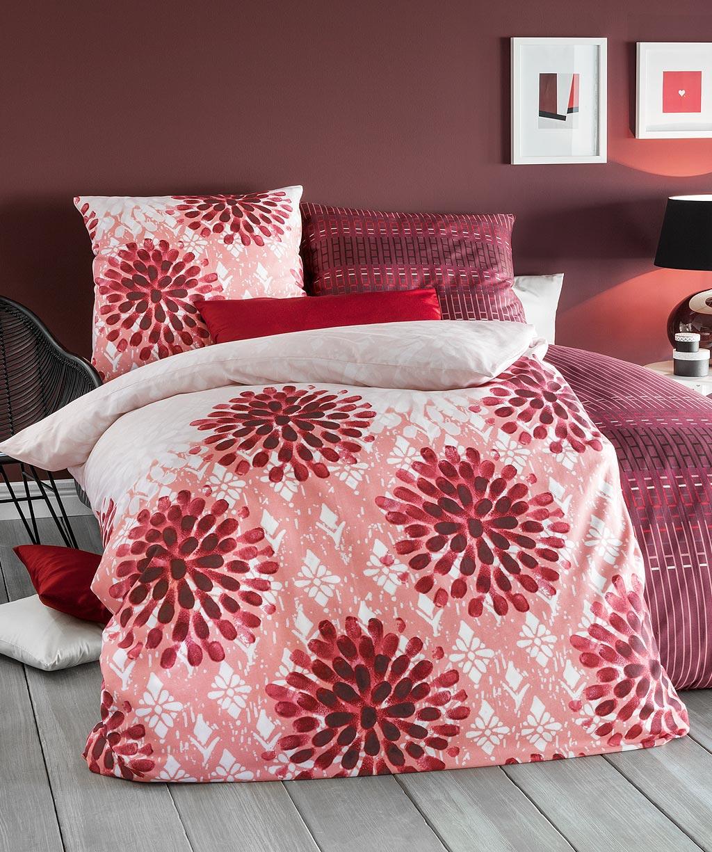 fleuresse bettw sche 200x220 reduziert sale ladyproject. Black Bedroom Furniture Sets. Home Design Ideas